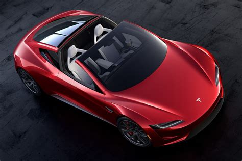 Tesla Roadster Concept  28 Images  Tesla C Concept