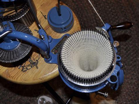 legare machine knitting sock stockinette angoravalley