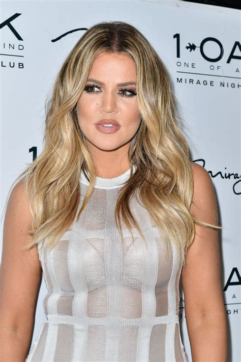 Khloe Kardashian at 1OAK NigthClub in Las Vegas - March ...
