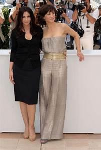 Sophie Marceau and Monica Bellucci Photos Photos - The 'Ne ...