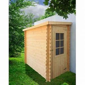 Abri De Jardin Bois Occasion : abri de jardin en bois sapin adoss 202 x 127 x 203 cm ~ Dailycaller-alerts.com Idées de Décoration