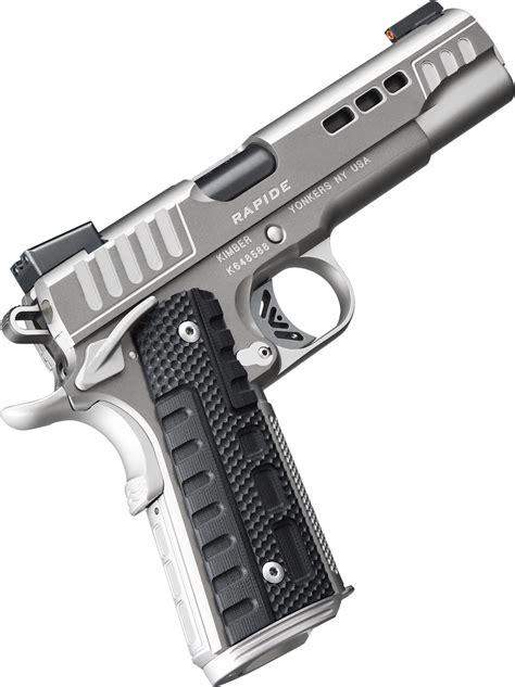 kimber rapide black ice  awesome        acp pistol  usa gun shop