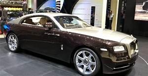 Marque 4x4 : la c l bre marque anglaise de luxe rolls royce planche sur un 4x4 de prestige ~ Gottalentnigeria.com Avis de Voitures