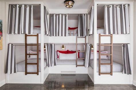 Bunk Bed Drapes - bunk bed curtains design ideas