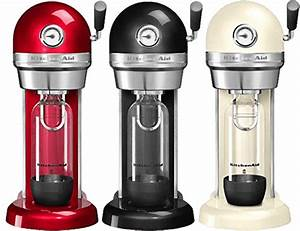 Kitchenaid Artisan Farben : kitchenaid wassersprudler eine teure alternative zu sodastream ~ Eleganceandgraceweddings.com Haus und Dekorationen