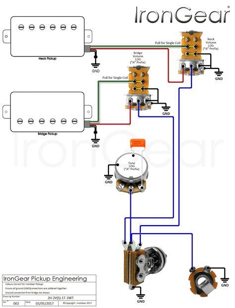 Original Emg Wiring Diagram Solder