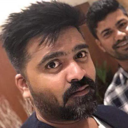 simbu    wishing    birthday
