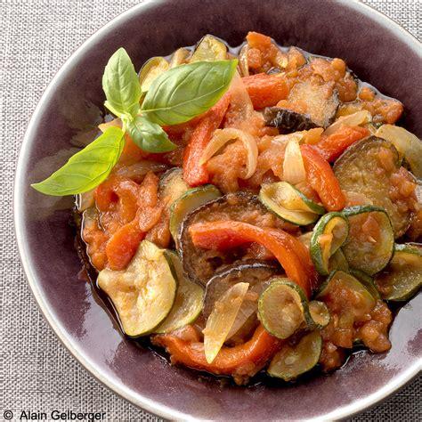 ratatouille cuisine ratatouille comme 224 pour 5 personnes recettes