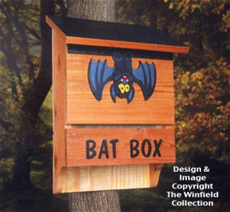 yard garden projects bat house woodcrafting pattern
