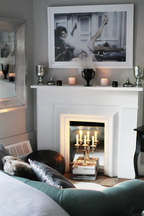 faux fireplaces  perfect spot  relax case design