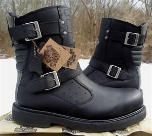 Harley Davidson Stiefel Boots : harley davidson mens james black leather motorcycle boot ~ Jslefanu.com Haus und Dekorationen