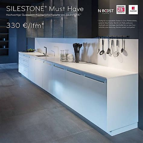 Küchengerät Silestone® Must Have Quarzkomposit