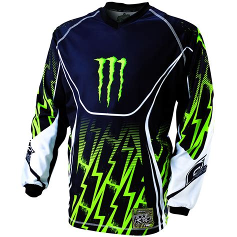 motocross jersey oneal 2011 mayhem ricky dietrich monster energy mx race