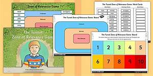 Zone of Relevance Game Differentiated Lesson Teaching Pack to
