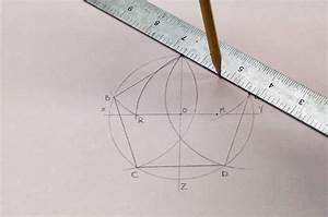 How To Draw A Pentagon With A Compass