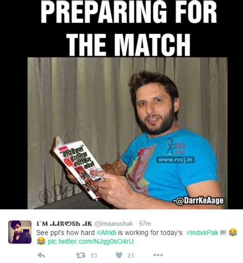 Pakistani Memes - what are some of the best tweets memes regarding the india pakistan match in world cup 2015