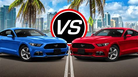 ford mustang ecoboost   mustang  spec
