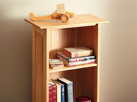 White Oak Bookcase by Project White Oak Bookcase Woodworking