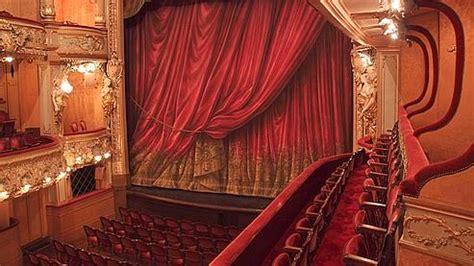 siege cinema occasion les théâtres parisiens au banc d 39 essai