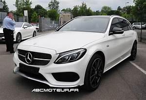 Mercedes Classe C Break 2014 : les photos vol es de la mercedes c 450 amg sport break ~ Maxctalentgroup.com Avis de Voitures