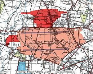 Cassini Maps - Cassini Maps - How Heath Row became Heathrow
