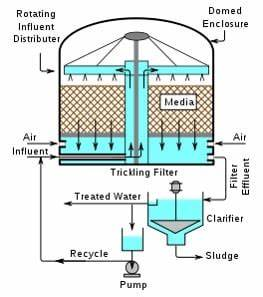 Design of Trickling Filters & Common Operational Issues ...