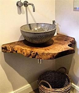 Exklusive Waschtische Bad : 1000 ideen zu g ste wc m bel auf pinterest badm bel g ste wc g ste wc und fliesen auf holz ~ Markanthonyermac.com Haus und Dekorationen