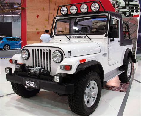 Jeep C Price In India