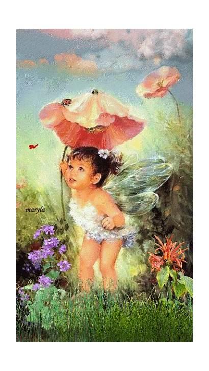 Fairy Animated Adorable Fairies Angel Animation Child