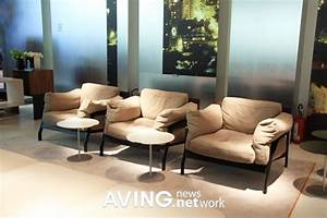 Cassina also showcased its every other new furniture ...