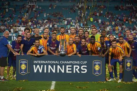 El Classico: FC Barcelona defeat Real Madrid 3-2 to win ...
