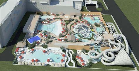 the nutso indoor water park hotel headed to garden grove