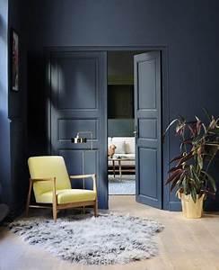 Farrow And Ball Peinture : hague blue de farrow and ball int rieurs interiors ~ Zukunftsfamilie.com Idées de Décoration