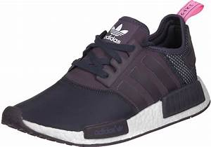 Adidas NMD R1 W Schuhe Lila Blau Im WeAre Shop