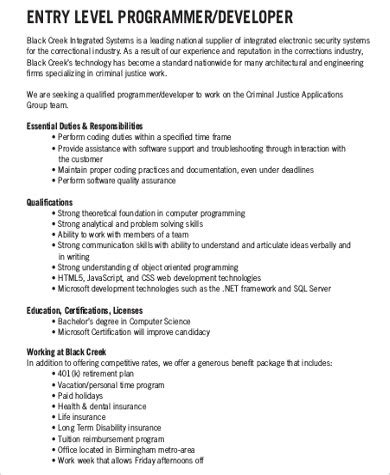 web developer description web developer resume 1 2