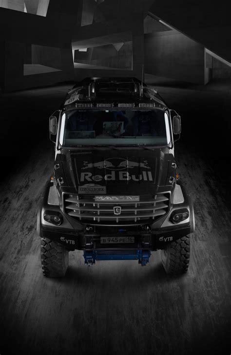 gallery de russische kamaz truck van red bull autoblognl