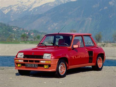 renault r5 turbo renault 5 turbo specs photos 1980 1981 1982 1983