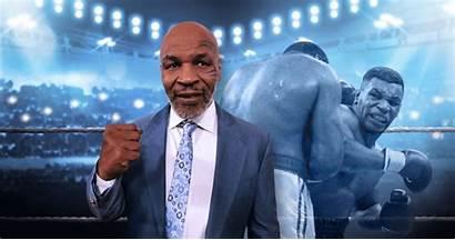 Tyson Mike Comeback Fight Holyfield Fury Running