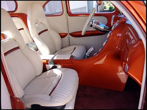 What Do You Think Of This 1939 Ford Coupe's Custom