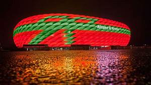 1 Advent München : advent lighting for the allianz arena official fc bayern ~ Haus.voiturepedia.club Haus und Dekorationen