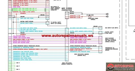 cummins qsx15 ecm wiring diagram somurich