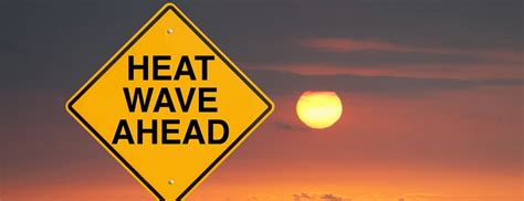 growing danger  climate change induced heat waves