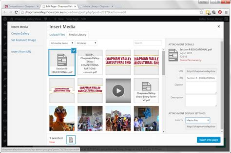 add    link  wordpress scoop design