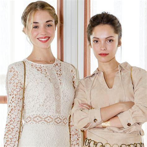 affiche cuisine duo d 39 actrices lola le lann et isaaz en