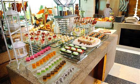 Kitchen Brasserie High Tea Menu from rm40 for a weekend international hi tea buffet at