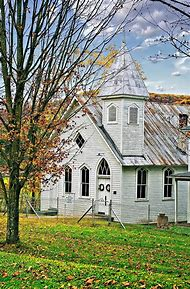 Old Country Churches