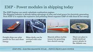 A Hybrid Emp Engine For The Shipping Industry