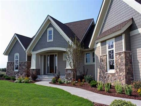 3 craftsman style homes one craftsman style