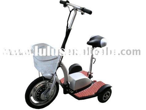 Electric Scooter Three Wheel, Electric Scooter Three Wheel