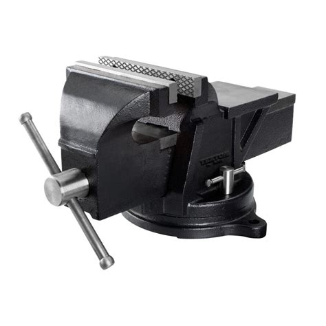 tekton   swivel bench vise   home depot
